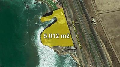 Terreno con Vista al Mar, para Inversión, Playas de Rosarito