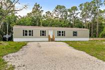 Homes for Sale in Daytona North Subdivision, Bunnell, Florida $155,900