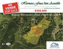Farms and Acreages for Sale in Bo. Maria, Moca, Puerto Rico $369,500