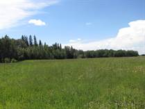Lots and Land for Sale in Sangudo, Alberta $224,900