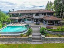 Homes for Sale in British Properties, West Vancouver, British Columbia $6,999,000