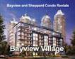Homes for Rent/Lease in Bayview/Sheppard, Toronto, Ontario $2,250 monthly