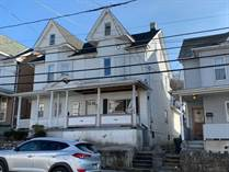 Homes for Sale in Tamaqua, Pennsylvania $19,000