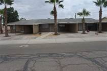 Multifamily Dwellings for Sale in Wellton, Arizona $155,000