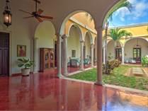 Homes for Sale in Merida, Yucatan $1,295,000