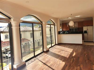 Apartment for rent in gated community Escazú