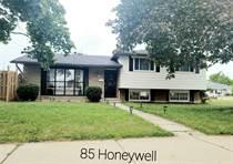 Homes for Sale in Hamilton, Ontario $799,000