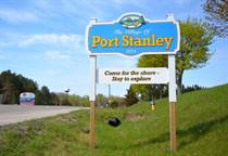 Homes for Sale in Port Stanley, Ontario $598,900