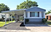 Homes Sold in Three Seasons Mobile Home Park, Brooksville, Florida $59,900