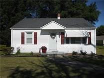 Homes for Sale in Eden, North Carolina $95,000