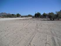 Lots and Land for Sale in Ejido Plan National, San Felipe, Baja California $20,000