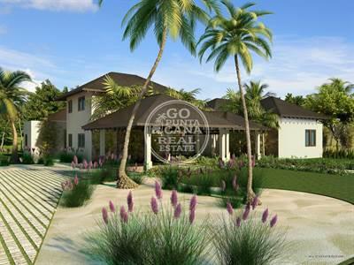 Punta Cana Luxury Villa For Sale    Hacienda 450   Punta Cana Resort, Dominican Republic