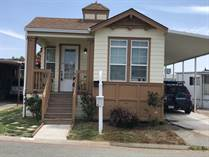 Homes for Sale in Adobe Wells Mobile Home Park, Sunnyvale, California $275,000