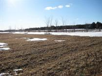 Lots and Land for Sale in Dunrobin, Ottawa, Ontario $104,900