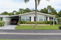 Homes for Sale in camelot east, Sarasota, Florida $75,000