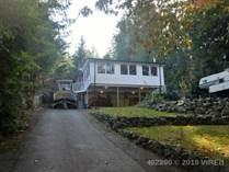 Homes for Sale in British Columbia, Shawnigan Lake, British Columbia $595,000