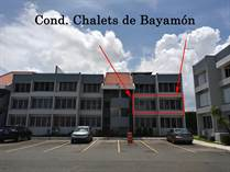 Condos for Rent/Lease in Chalet de Bayamon, Bayamon, Puerto Rico $950 monthly