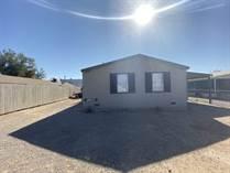 Homes for Sale in Wellton, Arizona $120,000