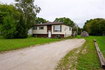 Homes for Sale in Wiarton, Ontario $347,500