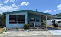 Homes for Sale in Hawaiian Isles, Ruskin, Florida $63,900