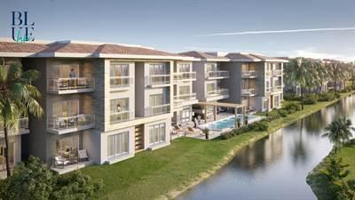 Punta Cana Condo For Sale |Blue Lake 2 BDR | Cocotal Golf, Bavaro, Dominican Republic