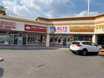 Commercial Real Estate for Rent/Lease in Markham, Ontario $27 monthly
