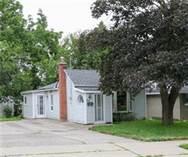 Homes for Sale in West Galt, Cambridge, Ontario $449,900
