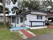 Homes for Sale in Hillside MHP, Zephyrhills, Florida $10,950