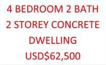 Homes for Sale in Punta Gorda Town, Toledo $62,500
