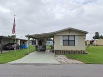 Homes for Sale in Anglers Green Mobile Home Park, Mulberry, Florida $10,500