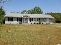 Homes for Sale in South Carolina, Nesmith, South Carolina $75,000