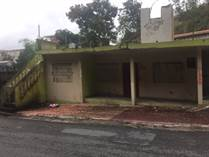 Homes for Sale in Bo. Palomas, Comerio, Puerto Rico $68,000