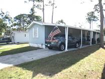 Homes for Sale in Riverview Mobile Home Park, Melbourne, Florida $26,500