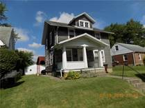 Homes for Sale in Springfield, Ohio $48,000