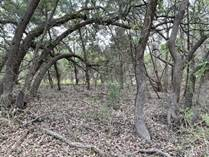 Lots and Land for Sale in Mystic Shores, Spring Branch, Texas $165,000