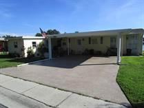 Homes Sold in Forest Lake Estates, Zephyrhills, Florida $75,500