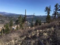 Lots and Land for Sale in Highway 3, Osoyoos, British Columbia $99,900