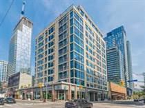 Condos for Sale in Church-Yonge Corridor, Toronto, Ontario $874,800