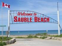Lots and Land for Sale in Sauble Beach, Ontario $115,000