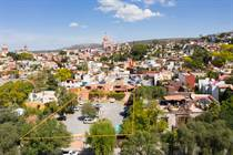 Lots and Land for Sale in Centro, San Miguel de Allende, Guanajuato $3,262,300