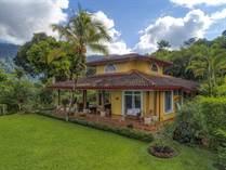 Homes for Sale in Pérez Zeledón, San José $399,000
