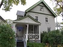 Multifamily Dwellings Sold in Osborne Village, Winnipeg, Manitoba $530,000