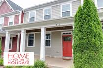Homes Sold in Albemarle County, Charlottesville, Virginia $349,000