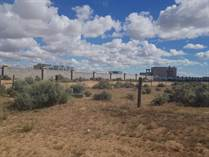 Lots and Land for Sale in Col. Brisas del Golfo, Puerto Penasco/Rocky Point, Sonora $28,000