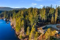 Lots and Land for Sale in Shawnigan Lake, British Columbia $1,368,000