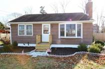 Homes for Sale in Holiday Beach, Center Moriches, New York $309,000