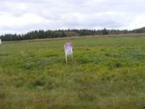 Lots and Land for Sale in Greenwich, Morell/ St Peters, Prince Edward Island $27,500