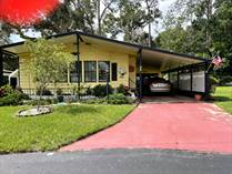 Homes for Sale in Palm Tree Acres Mobile Home Park, Zephyrhills, Florida $39,500