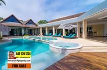 Homes for Sale in Seahorse Ranch, Sosua, Puerto Plata $2,400,000