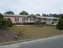 Homes for Sale in Brookridge, Brooksville, Florida $200,000